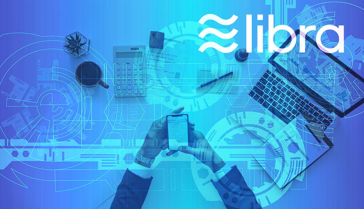Libra Cryptocurrency Logo